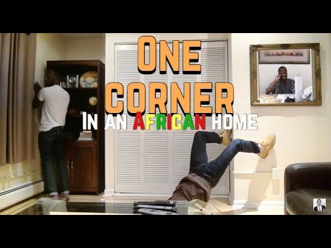 In An African Home: One Corner