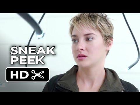 Insurgent Official Trailer Sneak Peek (2015) - Shailene Woodley Divergent Sequel HD thumbnail