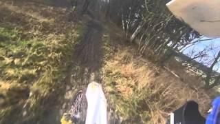 9. Test husqvarna tc85 sur le circuit cross de beho