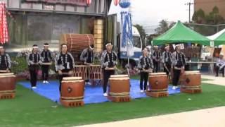 羽黒の夏祭り16・和太鼓演奏・尾張太鼓