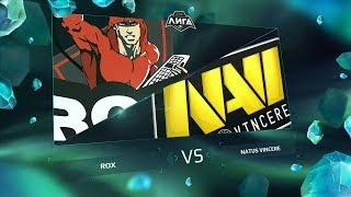 ROX vs NV - Неделя 2 День 1 / LCL