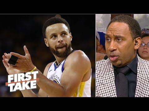 'I have no doubt in my mind' – Stephen A. predicts a big Game 4 for Steph Curry | First Take