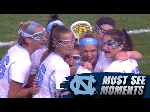 Highlights: Syracuse vs. North Carolina (ACC Women's Final)