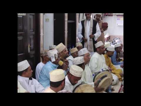 Maulidi ya Masjid Anisa Mombasa Part 1