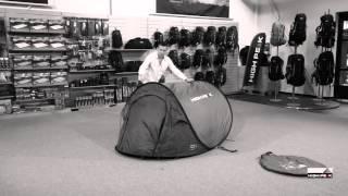 Однослойная туристическая палатка  High Peak Vision 2