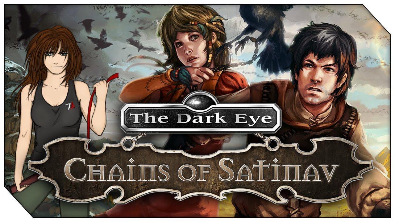 Игры, женский взгляд. Смотреть онлайн: The Dark Eye: Chains of Satinav – #10 – Древний Храм (перезалив)