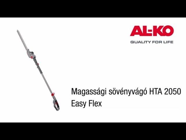 AL-KO Akkus sövényvágó HTA 2050 Easy Flex 113539