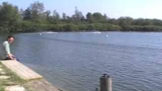 Campogalliano Italy  City pictures : RC boat race Italian Championship 2009 hydro1 lipo 2s -1 campogalliano