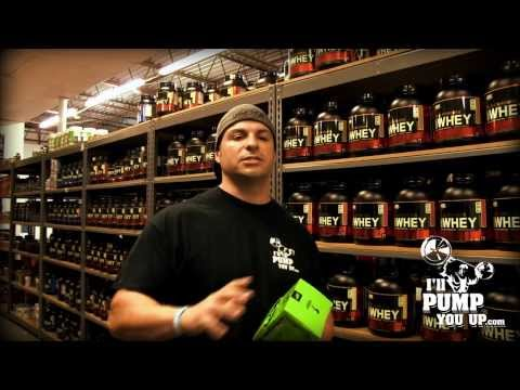 Muscle Pharm Arnold Series Iron Pack Supplement Review