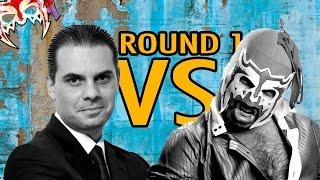 Christian Martinoli vs Escorpión Dorado 1a parte