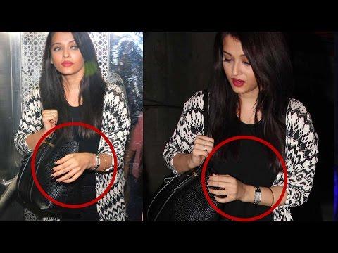 Video Aishwarya Rai Bachchan Pregnant Again? download in MP3, 3GP, MP4, WEBM, AVI, FLV January 2017