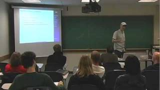 CEMS Lecture Series - Complex Systems