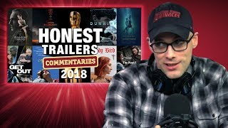 Video Honest Trailer Commentaries - The Oscars (2018) MP3, 3GP, MP4, WEBM, AVI, FLV April 2018