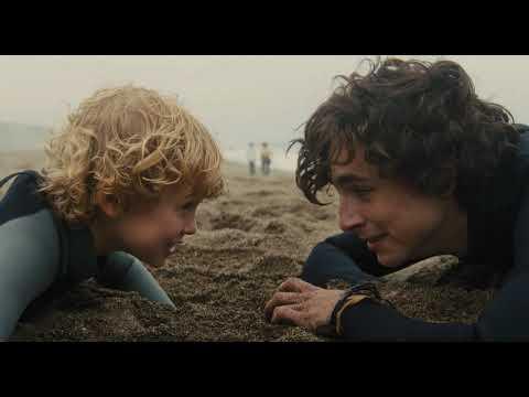 Beautiful Boy beach scene