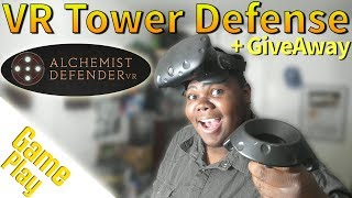 TODAY'S GAME GIVEAWAY!:  https://gleam.io/RAYpG/rogue-stache-steam-keyAlchemist Defender http://store.steampowered.com/app/602160/Alchemist_Defender_VRTreeView Studio's Alchemist Defender VR is a tower defense strategy game designed from ground up for Virtual Reality. The game balances VR tower defense mechanics with intense first person combat using melee and ranged weapons.📌My Recording & Video Editing/Gaming & PC Setup✔ My Gaming Chair: http://amzn.to/2kpDYsl📌 Monitors: ASUS IPS 4K https://www.amazon.com/MG24UQ-4K%C2%A04ms-Ergonomic-Adaptive-Sync-Monitor/dp/B01BYU0GVC/ref=as_li_ss_tl?ie=UTF8&qid=1472067070&sr=8-1&keywords=mg24uq&linkCode=ll1&tag=theuntitledga-20&linkId=18244f4d1a44be4b7d03a205e26a83c5📌 PC Parts:📌 Asus Strix ROG GeForce GTX 1070 https://www.amazon.com/ASUS-GeForce-STRIX-Graphic-STRIX-GTX1070-8G-GAMING/dp/B01HEQYQHA/ref=as_li_ss_tl?s=aps&ie=UTF8&qid=1476164026&sr=1-1-catcorr&keywords=Asus+Strix+ROG+GeForce+GTX+1070&linkCode=ll1&tag=theuntitledga-20&linkId=db41ed8449f688e2d55d728b88487da2📌 Intel Core I7-6700K http://www.amazon.com/Intel-Boxed-I7-6700K-Processor-BX80662I76700K/dp/B012M8LXQW/ref=as_li_ss_tl?ie=UTF8&qid=1465115175&sr=8-1&keywords=Intel+Boxed+Core+I7-6700K+4.00+GHz+8M&linkCode=ll1&tag=theuntitledga-20&linkId=fecef6659cb7c7beb2fe4b3925803d9d📌 ASUS ROG MAXIMUS VIII HERO ALPHA http://www.amazon.com/MAXIMUS-VIII-HERO-ALPHA-Motherboards/dp/B017RI8UYA/ref=as_li_ss_tl?ie=UTF8&qid=1465115111&sr=8-1&keywords=ASUS+ROG+MAXIMUS+VIII+HERO+ALPHA&linkCode=ll1&tag=theuntitledga-20&linkId=feb8e63278e9526e0db46ded57dd0d0a📌 EVGA GeForce GTX 980 4GB SC GAMING http://www.amazon.com/s/ref=as_li_ss_tl?url=search-alias%3Daps&field-keywords=EVGA+GeForce+GTX+980+4GB+SC+GAMING&linkCode=ll2&tag=theuntitledga-20&linkId=26d22adeb2644c79e329dcbfad7e6446Corsair Vengeance 32GB DDR4 3000MHz http://www.amazon.com/Corsair-32GB-3000MHz-Memory-Systems/dp/B014UYPEXE/ref=as_li_ss_tl?ie=UTF8&qid=1465115200&sr=8-1&keywords=Corsair+Vengeance+32GB+DDR4+3000MHz&linkCode=ll1&tag=theuntitledga-20&linkId=06c23a89549161dc8a19e85fad45e002📌 ASUS Internal 24x Optical Drive http://www.amazon.com/s/ref=as_li_ss_tl?url=search-alias%3Daps&field-keywords=ASUS+Internal+24x+Optical+Drive+&linkCode=ll2&tag=theuntitledga-20&linkId=4d69589724520f4a0d34d58fe6480672be quiet! Silent Case http://www.amazon.com/s/ref=as_li_ss_tl?url=search-alias%3Daps&field-keywords=be+quiet!+Silent+&rh=i%3Aaps%2Ck%3Abe+quiet!+Silent+&linkCode=ll2&tag=theuntitledga-20&linkId=21388be2fffb99fd0da6bc416bd295b9📌 AVerMedia Live Gamer HD http://www.amazon.com/s/ref=as_li_ss_tl?url=search-alias%3Daps&field-keywords=AVerMedia+Live+Gamer+HD&rh=i%3Aaps%2Ck%3AAVerMedia+Live+Gamer+HD&linkCode=ll2&tag=theuntitledga-20&linkId=5e01e101aec770a25e8ec77945bdd4f1📌 H100i http://www.amazon.com/Corsair-Extreme-Performance-Liquid-Cooler/dp/B019EXSSBG/ref=as_li_ss_tl?s=videogames&ie=UTF8&qid=1465117377&sr=8-1&keywords=H100I+GTX&linkCode=ll1&tag=theuntitledga-20&linkId=b636db49a740f6a4af629e2e60abda24📌 Drives:Samsung 850 EVO 500GB SSD http://www.amazon.com/Samsung-2-5-Inch-Internal-MZ-75E500B-AM/dp/B00OBRE5UE/ref=as_li_ss_tl?s=pc&ie=UTF8&qid=1465115355&sr=1-1&keywords=Samsung+850+EVO+500GB+SSD&linkCode=ll1&tag=theuntitledga-20&linkId=3ebab287597965ba5a54609a27fd9a34📌 Samsung 850 EVO 250GB SSD http://www.amazon.com/Samsung-2-5-Inch-Internal-MZ-75E500B-AM/dp/B00OBRE5UE/ref=as_li_ss_tl?s=pc&ie=UTF8&qid=1465115355&sr=1-1&keywords=Samsung+850+EVO+500GB+SSD&linkCode=ll1&tag=theuntitledga-20&linkId=3ebab287597965ba5a54609a27fd9a34📌 hitachi 1TB Desktop HDD http://www.amazon.com/s/ref=as_li_ss_tl?url=search-alias%3Dcomputers&field-keywords=hitachi+1TB+Desktop+HDD+&linkCode=ll2&tag=theuntitledga-20&linkId=32d20446c7340f21be9dd3e60e6ec5e0📌 WD 1TB Desktop HDD http://www.amazon.com/s/ref=as_li_ss_tl?url=search-alias%3Dcomputers&field-keywords=WD+1TB+Desktop+HDD+&rh=n%3A541966%2Ck%3AWD+1TB+Desktop+HDD+&linkCode=ll2&tag=theuntitledga-20&linkId=789db0aed8abb8b67c4fd19099b3e0ed📌 DONATIONS ► https://streamtip.com/y/untitledgameshow📌 PLAYLISTS ► https://www.youtube.com/user/Untitledgameshow/playlistsIn today's video Biki takes on the role of a Master Alchemist on his quest for Magnum Opus, the discovery of the Philosopher's Stone.Miss yesterdays giveaway? https://gleam.io/GypQk/zombie-party-giveaway