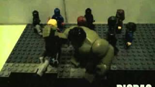 Lego os vingadores vs os gêmeos e ultron #picpac #lego