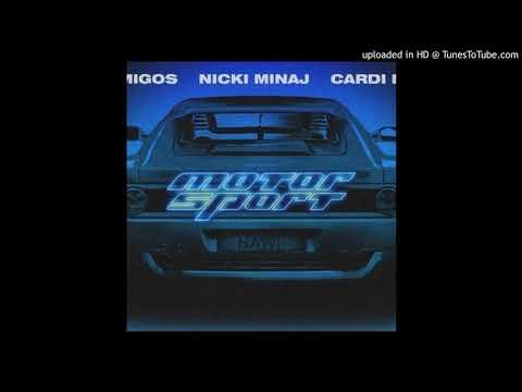 Migos - Motorsport original version leaked nicki minaj verse