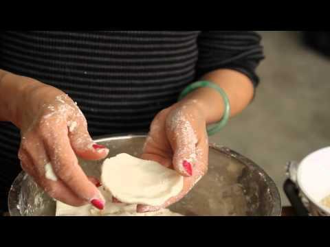 Dessert Recipe: How to Make Homemade Banh Cam / Banh Ran