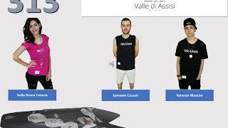 #vaporetti2018 Equipaggio N°313 Valle d\\\\\\\'Assisi