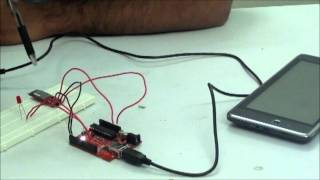 Tenet  Arduino meets Android YouTube video