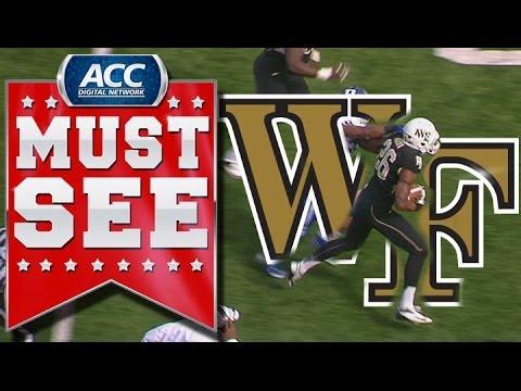 Kevin Johnson forced fumble vs Duke 2013 video.