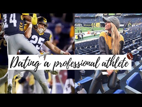 A WEEK IN THE LIFE | DATING A PROFESSIONAL ATHLETE