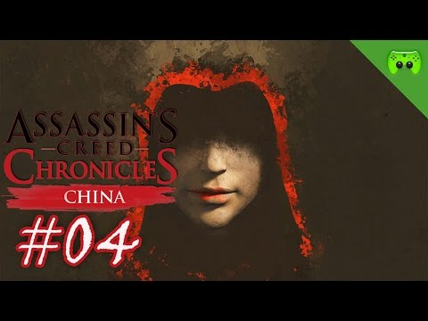 Assassins Creed Chronicles: China # 04 - « Hafen der Templer » Let's Play AC: China| FULLHD
