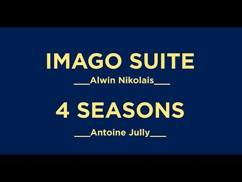 IMAGO SUITE/4 SEASONS (UA) von Alwin Nikolais und Antoine Jully - Premiere 01.10.2016