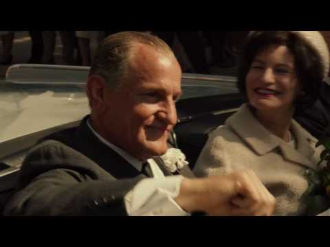 Coming Distractions: Woody Harrelson is America's grouchy, toilet-sitting president in the first trailer for LBJ