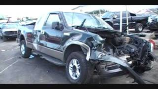 Just in: Wrecked 2004 Ford F150 New Style Parts For Sale