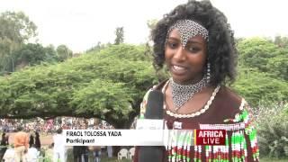 Ethiopia's Erecha Festival