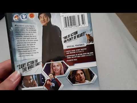 The Spy Next Door DVD review