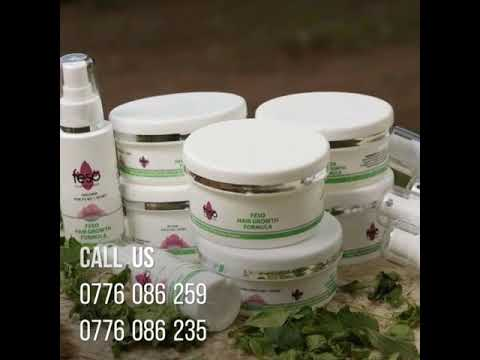 FESO HAIR PRODUCTS - a growing family of comprehensive cosmeceuticals (видео)