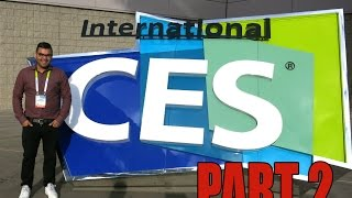 The second part of my CES 2015 adventure.