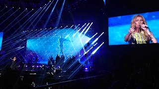Celine Dion - Ashes (Live in Taipei 13th July)