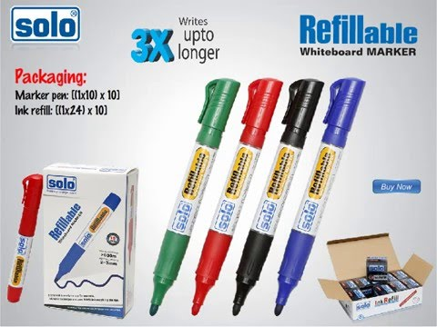 White Board Marker Pen with liquid ink technology