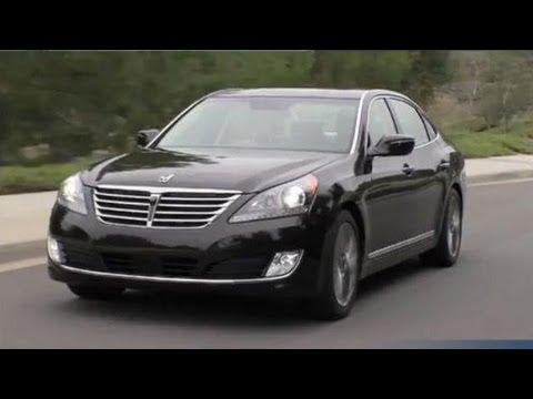 2014 Hyundai Equus Quick Spin