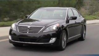 2014 Hyundai Equus Quick Spin Car Video