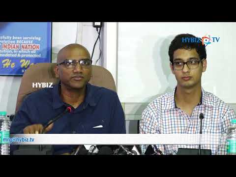 R S Praveen Kumar-AIESEC Hyd Ties with TSWREI