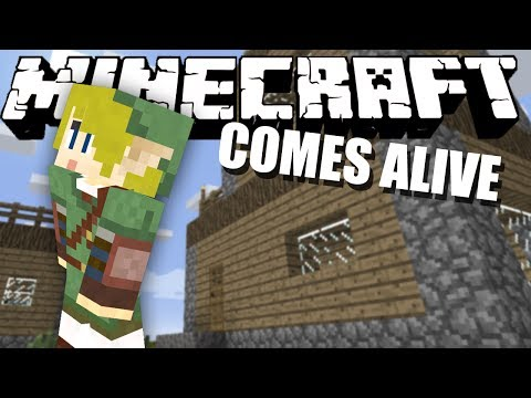 FEELING SORRY... Minecraft Comes Alive #5