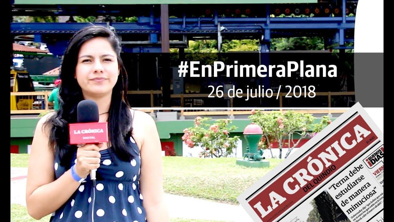 En Primera Plana - 26 de julio