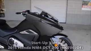 6. 2015 Honda NM4 Start Up Video / NC700JDF For Sale at Honda of Chattanooga TN