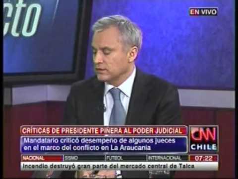 "DN: ""No existe trato privilegiado para imputados mapuche"""