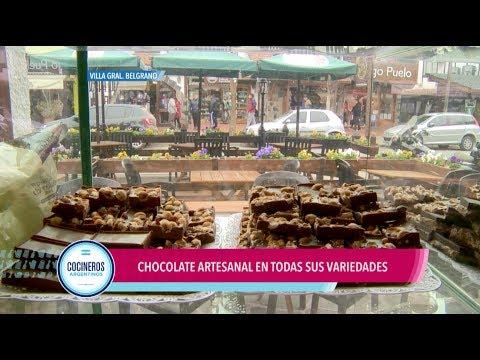 Fiesta del chocolate alpino