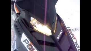 10. 2013 Polaris 800 SWITCHBACK ASSAULT 144 - ТЕСТ!