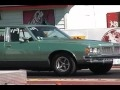 78 Pontiac Sleeper 4 Door Drag Racing.avi