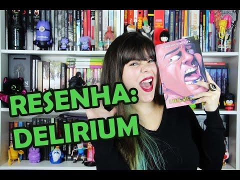 Delirium - Carlos Patrício [RESENHA]