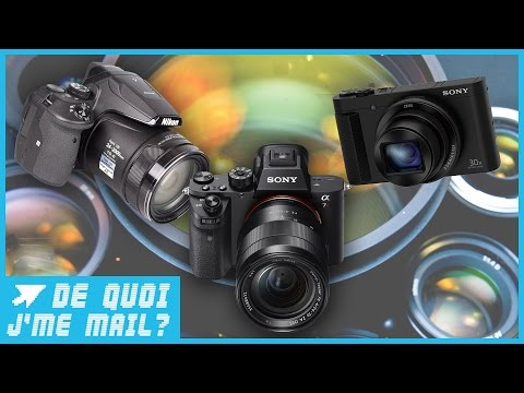 Tous les conseils pour bien choisir un appareil photo DQJMM (2/3)