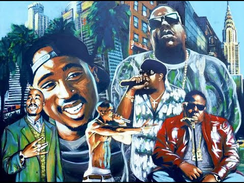 The Notorious B.I.G. & Tupac Shakur   Full Album II (2020)