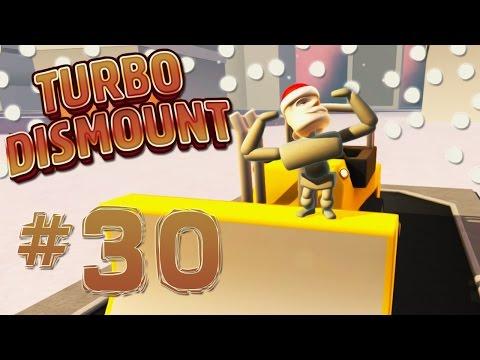 LET'S KILL SANTA! | Turbo Dismount - Part 30